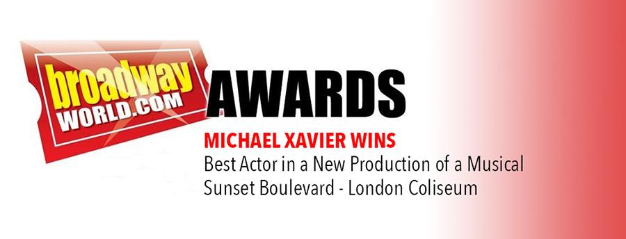Michael Xavier Wins Best Actor in Sunset Boulevard – London Coliseum