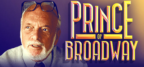 Michael Xavier to star in Hal Prince's new Broadway show – Prince Of Broadway!